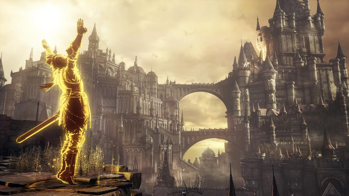 Fresh Batch Of Dark Souls III Screenshots Are Horrifyingly Beautiful