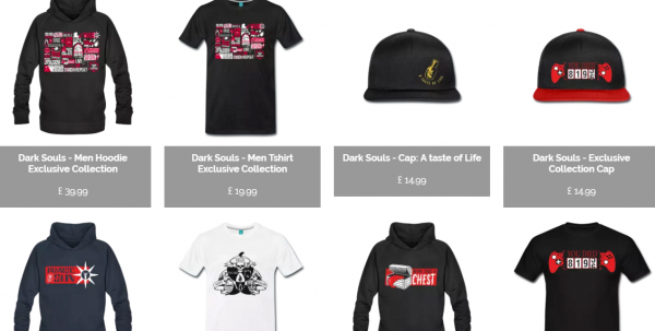 "Bandai Namco's ""Big"" Dark Souls III Announcement Is An Official Clothing Line"