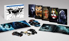 The Dark Knight Trilogy Ultimate Collector's Edition Officially Announced