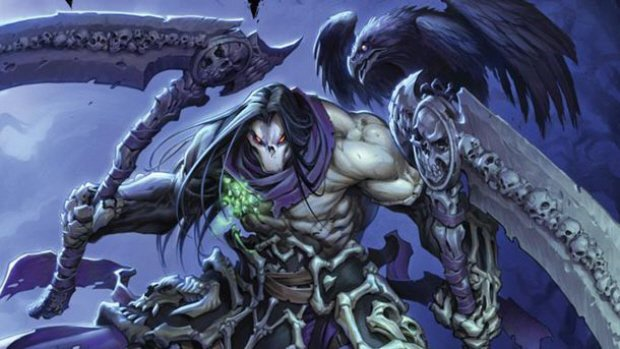 Death Rides In For Darksiders II