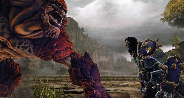 darksiders231 e1328221366102 600x321 Learn The History Of Death Through New Darksiders II Media