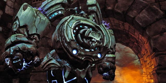darksiders26 640x321 Learn The History Of Death Through New Darksiders II Media