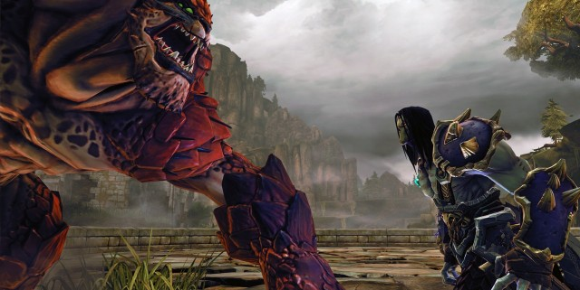 darksiders2four 640x321 Learn The History Of Death Through New Darksiders II Media