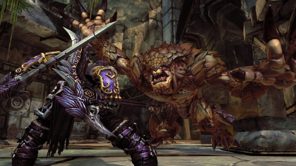 Pre-Order Darksiders II Through The THQ Store For Access To A Wealth Of Free Content