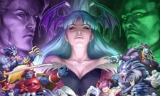 [Update] Capcom Announces Darkstalkers Resurrection For XBLA/PSN In 2013