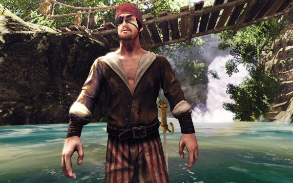 Unleash The Kraken With The Latest Cinematic Trailer For Risen 2: Dark Waters