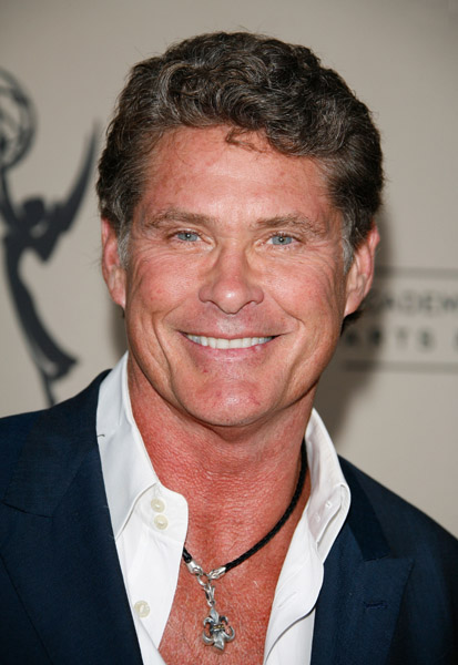 David Hasselhoff Joins Piranha 3DD