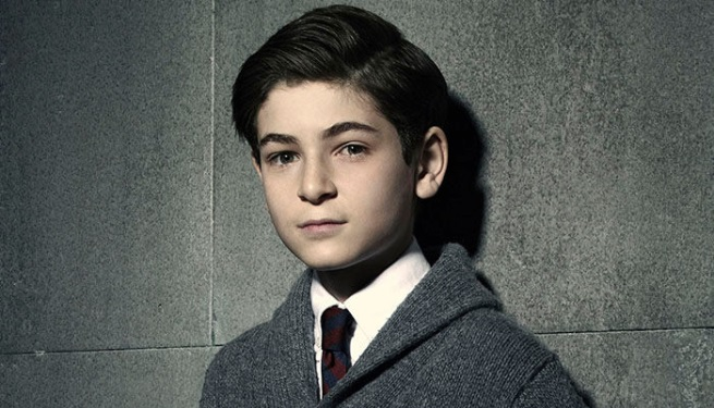 Gotham's David Mazouz Wants To See A Young Clark Kent On The Show