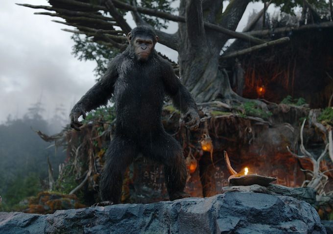 Critics Are Going Bananas For Dawn Of The Planet Of The Apes