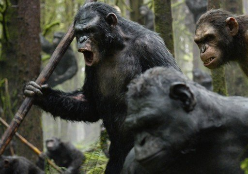 New Dawn Of The Planet Of The Apes Trailer Arrives On May 8th