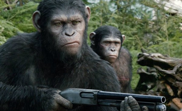 Official War For The Planet Of The Apes Logo Surfaces, Teaser Trailer May Hit Sunday