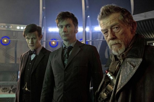 WGTC Radio #73 - Persona News, Doctor Who 50th Review, & More!