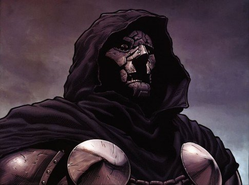 Take A Look At Doctor Doom In New Fantastic Four Leaked Set Photos