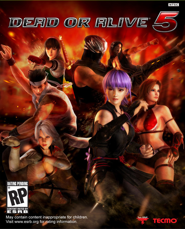 Dead Or Alive 5 Review