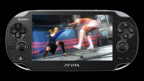 Dead Or Alive 5 Plus To Hit US Vitas On March 19, 2013