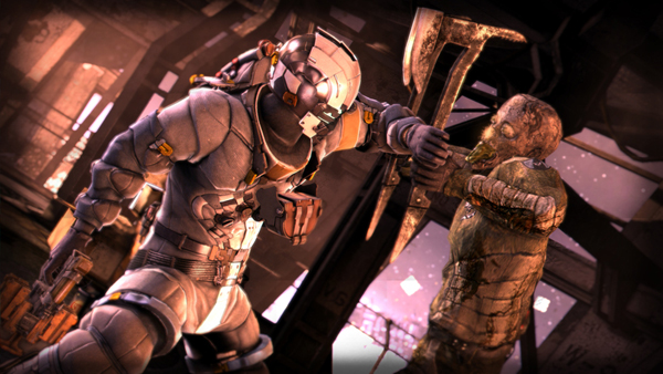 Dead Space 3 Launch Trailer Takes Down The Terror
