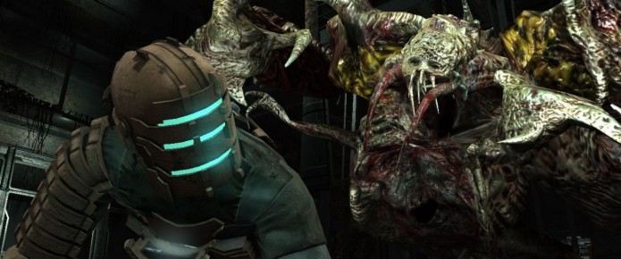 Visceral Wishes You A Dead Space Christmas