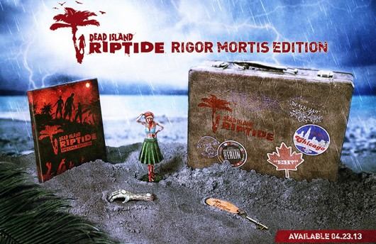 Dead Island: Riptide Gets 'Rigor Mortis' Collector's Edition