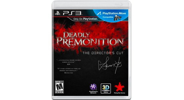 Deadly Premonition: The Director's Cut Launches April 30th On PS3