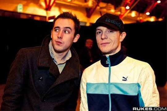 A Deadmau5/Feed Me Collaboration Is On The Way