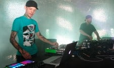 deadmau5 And Eric Prydz Tease Tomorrowland Set With Pre-Production Photos