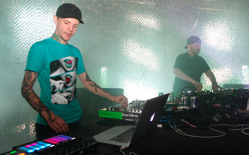 Deadmau5 And Eric Prydz May Bring Their Live Show To The US