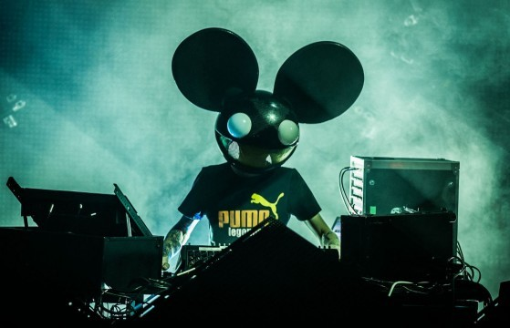 deadmau5 Reveals That His Next Album Is Halfway Done