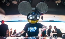 Listen To deadmau5 Drop Metal On The ASOT Stage At Ultra 2016