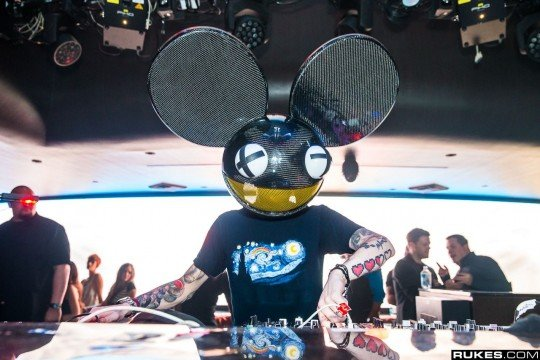 deadmau5 Forced To Cancel Upcoming Mau5hax Tour Dates