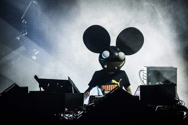 Deadmau5 Is Back With New Entropy Teasers