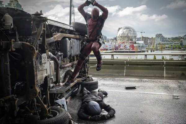 High-Res Deadpool Images Offer A Closer Look At The Film's Key Players