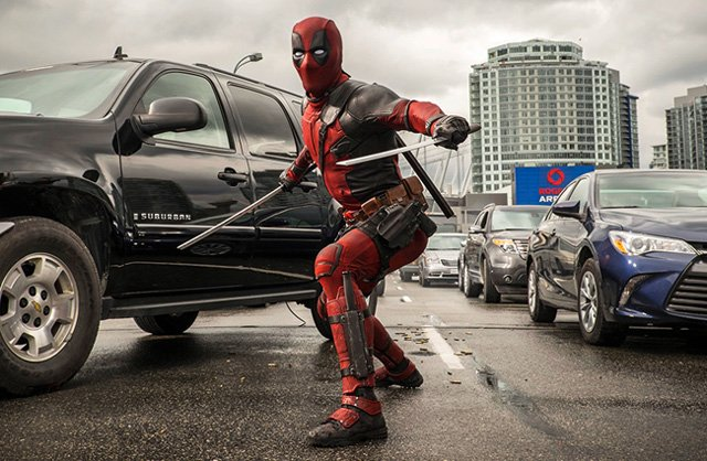 The Merc With A Mouth Enjoys Some Bonding Time In New Deadpool Image