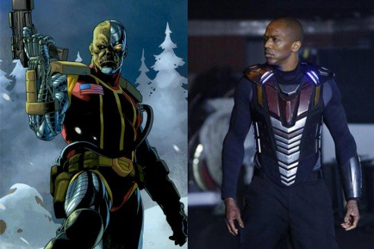 Deathlok's Costume Is Another Disappointment From Agents of S.H.I.E.L.D.