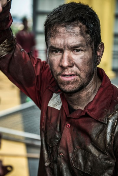 Mark Wahlberg Looks A Little Worse For Wear In Deepwater Horizon Image
