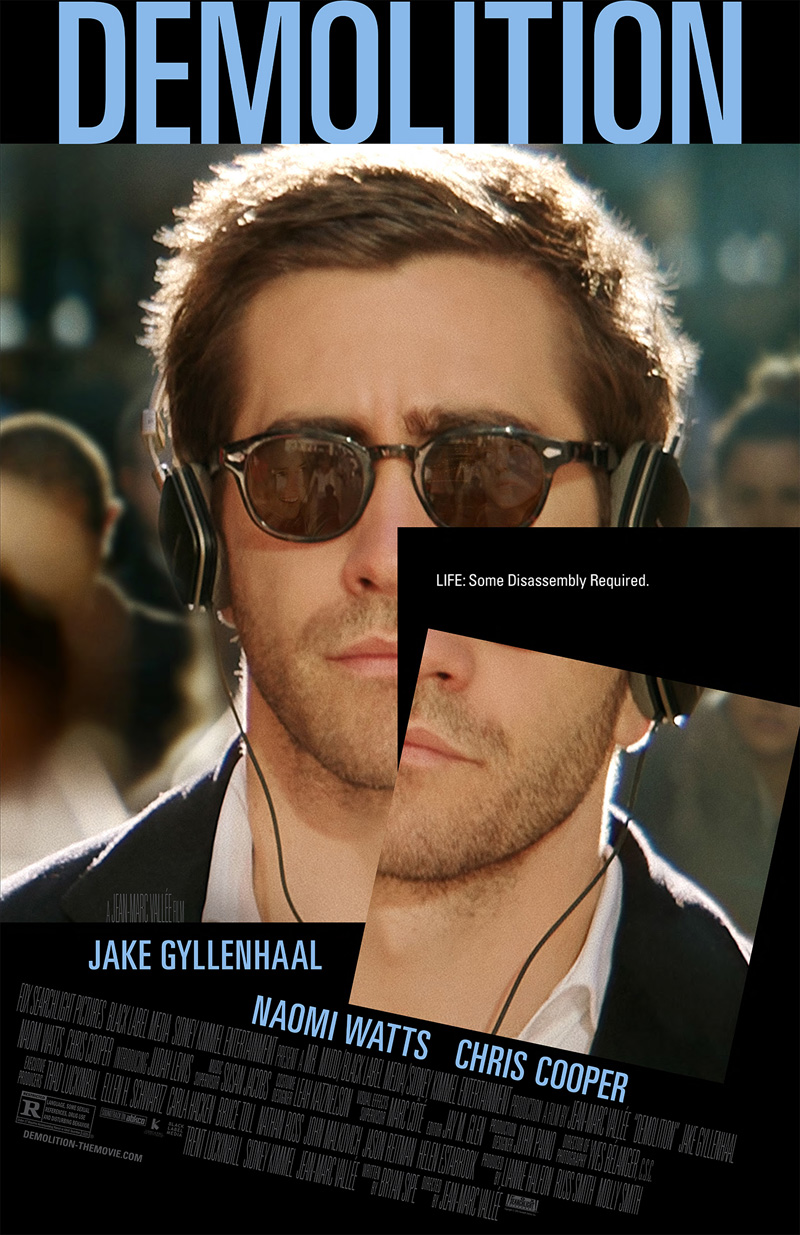 New Demolition Trailer Has Jake Gyllenhaal Experience A Modern-Day Epiphany