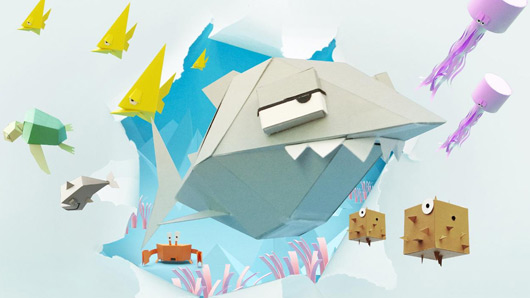 Derrick The Deathfin Announced For PS3