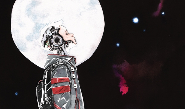 Tron Scribe Jesse Wigutow Inks Deal With Sony To Adapt Sci-Fi Comic Descender