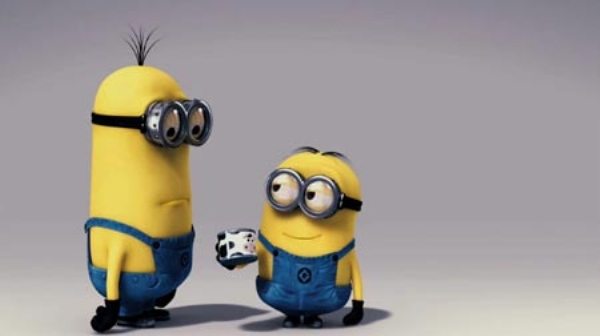 The Minions Return In Despicable Me 2 Teaser Trailer