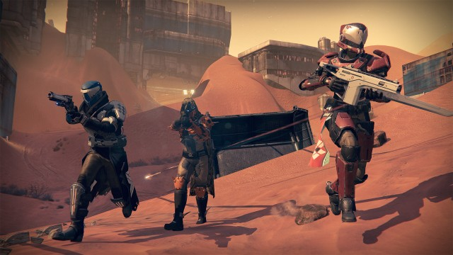 Bungie Teases Destiny Reveal, Releases Dust Palace Trailer