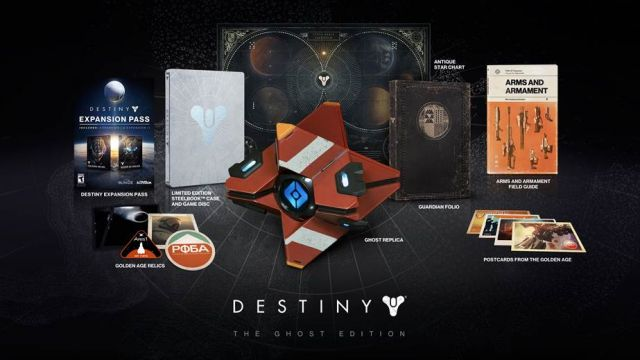 Destiny Beta Begins This Month, Pre-Orders Detailed