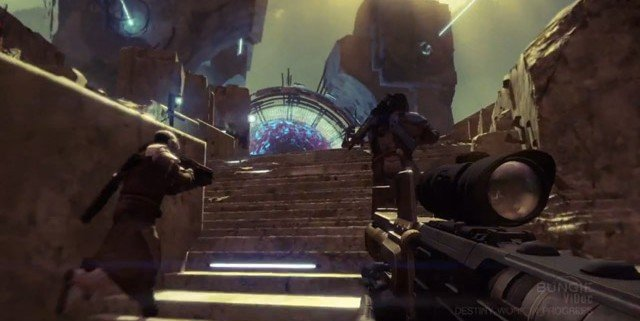 destiny in game screenshots 2 copy 640x321 Bungie Officially Reveals Destiny, Persistent World FPS