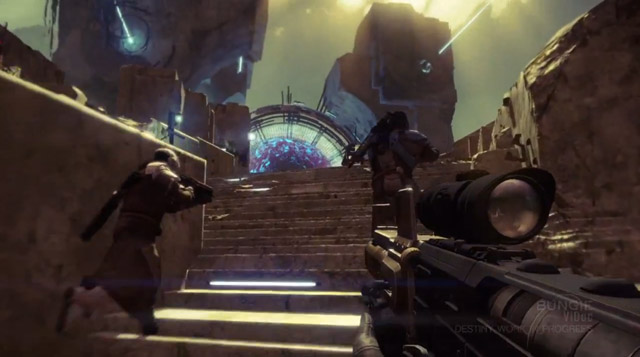 destiny in game screenshots 2 copy Destiny Concerns: The Potential Faults Of This Years Biggest Game