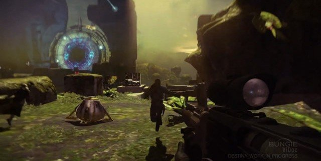 destiny in game screenshots 3 copy 640x321 Bungie Officially Reveals Destiny, Persistent World FPS