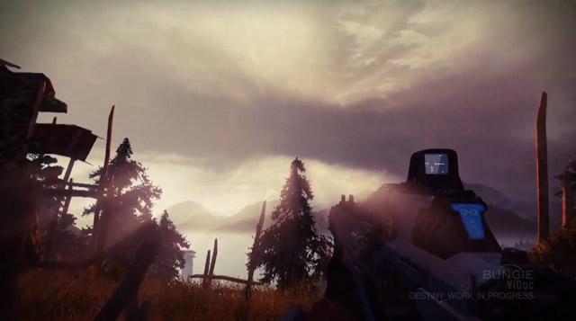 destiny in game screenshots copy Destiny Concerns: The Potential Faults Of This Years Biggest Game