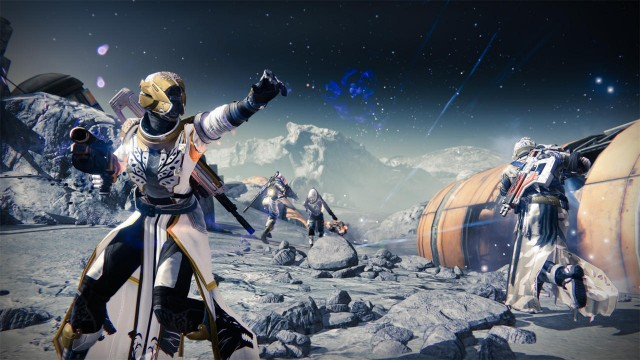 "Bungie Describes Destiny's Latest Update As ""The Biggest Yet"""