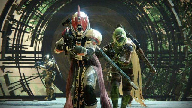 Bungie Rings In The New Year With Free Legendary Destiny Gifts For Guardians