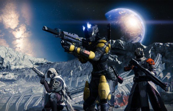 destinybeta 558x360 Destiny Concerns: The Potential Faults Of This Years Biggest Game