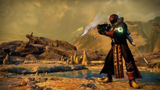 Latest Patch For Destiny Improves Exotic Weapons, Frame Rate On Xbox One And More
