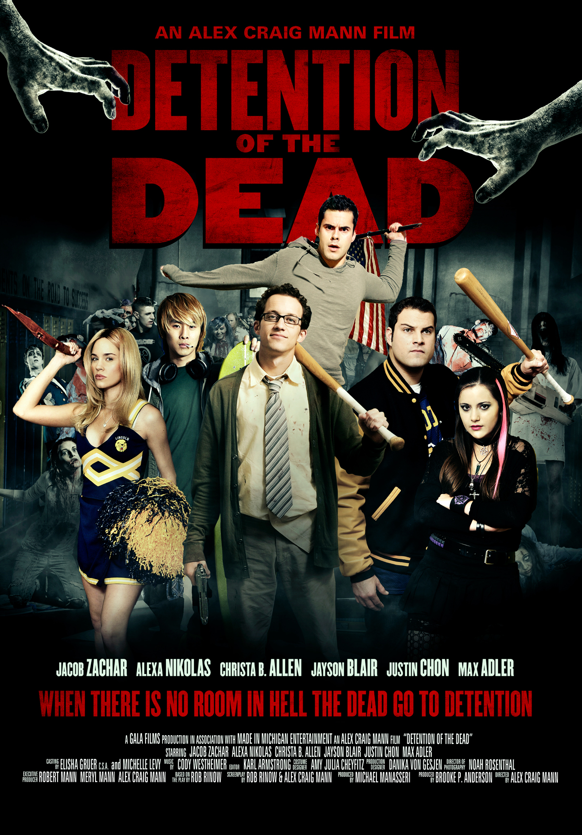 Detention Of The Dead Review