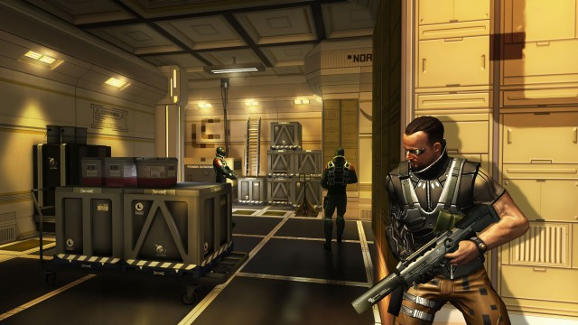 [Update] Deus Ex: The Fall Hits The Apple App Store This Week